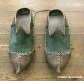 アナトリアン・フォークシューズ〜19世紀の製法で作ったオリジナルの革靴・サイズ36