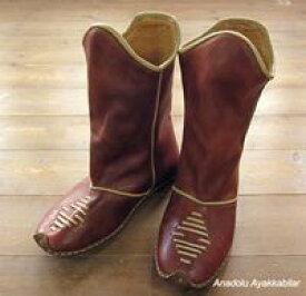 アナトリアン・フォークシューズ〜19世紀の製法で作ったオリジナルの革靴・サイズ41