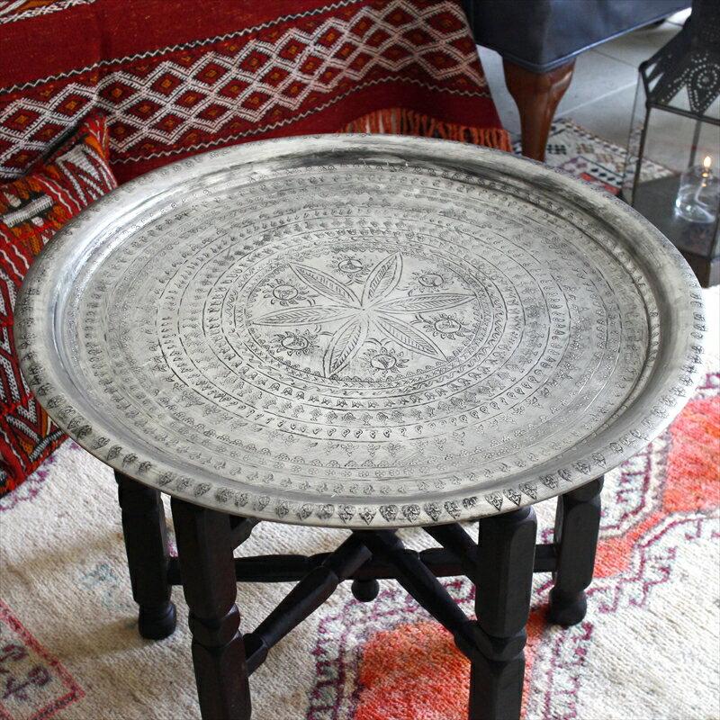 Furniture Of The Anatolian Bronze Tray, Round Basin Diameter 59 Cm (legs  Sold Separately) Turkish Nomadic Round Tray, Moroccan Tray TableTurkish  Nomadic ...