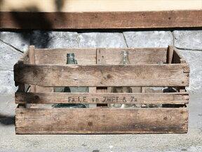 ピッキングビンボックス木製木箱ガーデニング北欧アンティークウッドボックス