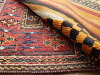 骆驼袋的细菌的家庭,老 kilims 218 x 92 厘米详细中文字幕织造,正方形