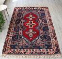 オールドカーペット・ドゥシュメアルトゥ・トルコ手織り絨毯228×149cmセッヂャーデ/