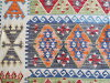 색을 고집하는~터키・카이세리키림 Turkish Kilims Kayseri 카리요라 210×152 cm