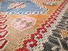 색을 고집하는~터키・카이세리키림 Turkish Kilims Kayseri 카리요라 223×152 cm드래곤의 조를 가지는 4색 히 해 형태 대형 메달