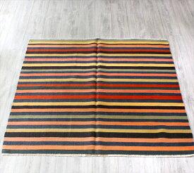 オールドキリム136×143cm
