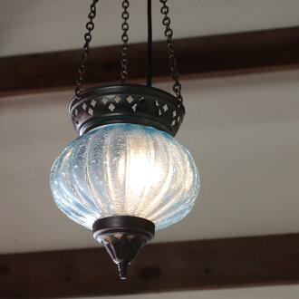 Galatabazaar rakuten global market turkey lamp turkey lamp s pendant light lamp blue mozeypictures Images