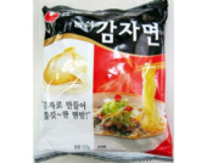 農心 カムジャ麺 117g 140円(送料別)
