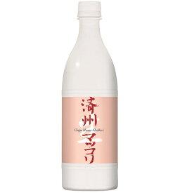 済州マッコリ(生搾り)750ml 3本セット 2,640円(送料別)