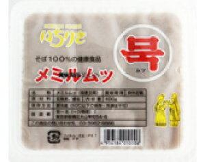 メミルムッ 低カロリーの健康食 そば粉のムッ400g 350円(送料別)