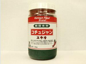 竹原コチュジャン・甘口 1.2kg 1480円(送料別)