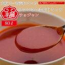 チョジャン1リットル コチュジャン(唐辛子味噌)に、チョ(酢)を加えて作ります。 甘辛い風味と、酢の酸味が特長【…