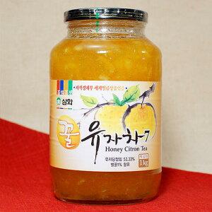【韓国伝統 ハチミツゆず茶 1kg】韓国 お茶 韓国食品 柚子茶