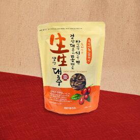 保存食 スライス なつめ 無添加 自然乾燥 80g 韓国産