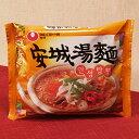 安城湯麺 (アンソンタンメン) 10袋 韓国直輸入 【ラッキーシール対応】