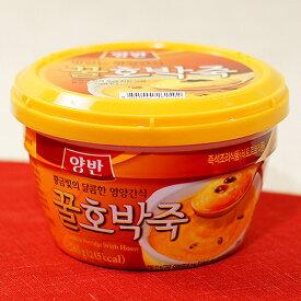 韓国 ハチミツかぼちゃ粥 285g 【ラッキーシール対応】