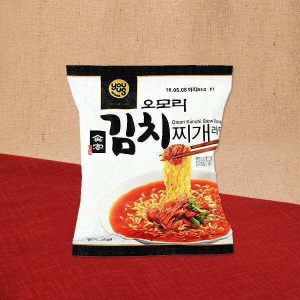 オオモリキムチチゲラーメン 8袋(4袋×2) 韓国Paldo【ラッキーシール対応】