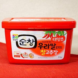 コチュジャン 3kg スンチャン 韓国