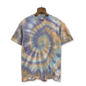 タイダイ Tシャツ タイダイ 染め 半袖 Tシャツ : TS-323
