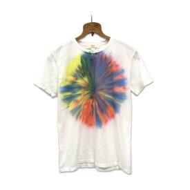 タイダイ染め Tシャツ : TS-614