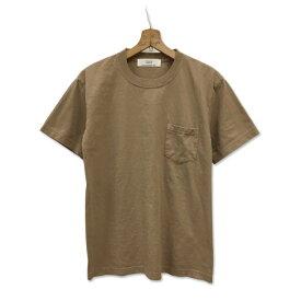 コーヒー染め ポケット Tシャツ : TS-620