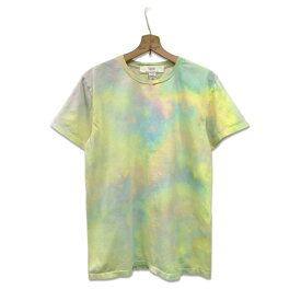 染色 タイダイ オーロラ 染め Tシャツ : TS-623