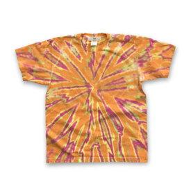 タイダイ染め Tシャツ : TS-550