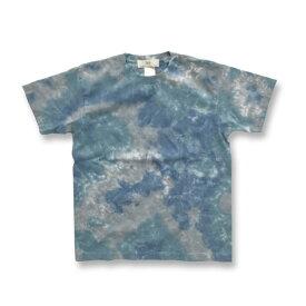 タイダイ染め Tシャツ:TS-563