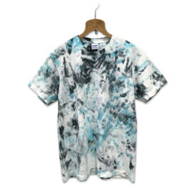 スーパー ヘビーウェイト Tシャツ 染めTシャツ タイダイ : TS-585