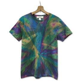 タイダイ染め Tシャツ : TS-610