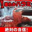 焼肉 セット 通販 材料 焼き肉 ハラミ バーベキュー焼肉セット ハラミさがり 牛ハラミ 【牛ハラミ600g(200g×3)】