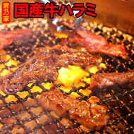 【5パックセット】味付け国産牛はらみ200g×5パック!合計タップリ1kg!