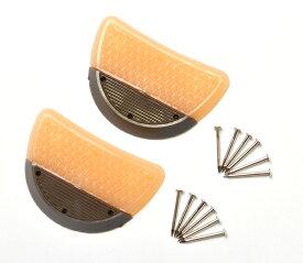草履かかと補修用セット ゴム 釘付き 1足分 【修理用品】【お手入れ】【履物】