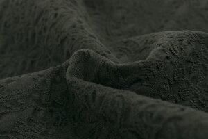 デニム着物レディース単衣仕立て上りバティックジャガードフリーサイズIKSイクス女性デニム着物ベージュブラウングリーン更紗柄ストレッチあり日本製ジーンズ木綿着物送料無料KZekわら