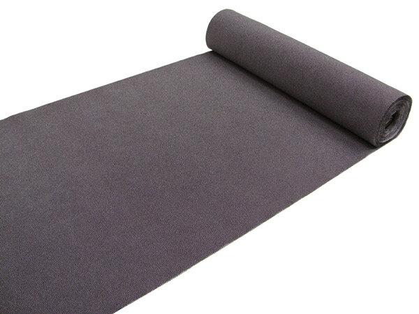 洗える着物 反物 お仕立て付 江戸小紋 セミオーダー 鮫 パープル(紫) (mw-a)【セール対象外】