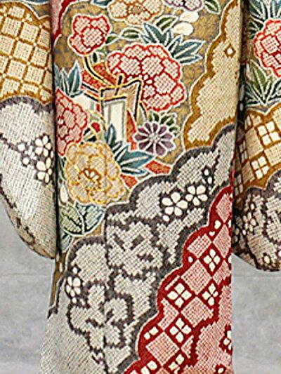 【レンタル】振袖レンタル成人式着物セット【絞り】【総絞り】(成人式)(およばれ)(結納)29
