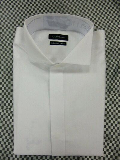 結婚式・ブライダル・【販売】【ワイシャツ】【ウィングシャツ】【モーニング】【タキシード】【シャツのみ】【フォーマル】
