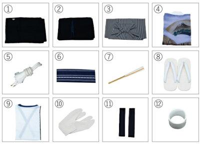 【レンタル】成人式紋付結婚式ブライダル格式ある神前式におすすめ!紋付き羽織袴レンタル