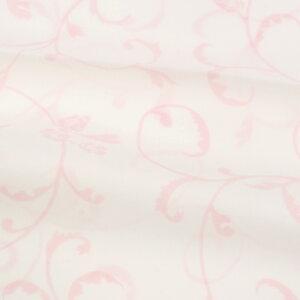 「キュプラ」替え袖ピンク唐草模様うそつき襦袢用うそつき袖袷用衿秀「き楽っく」用日本製マジックテープ付き洗濯可