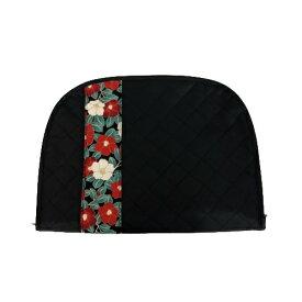 【送料無料】 着付け小物収納ポーチ おしゃれ ちりめん 和柄 ポーチ 収納ポーチ 収納ケース 和装小物 着付け 和装 和服 着物 きもの キモノ kimono ※こちらのページはポーチのみの販売となります。
