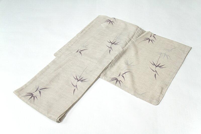 【女性 夏着物】亀甲に笹模様 仕立て上がり 絽着物 Mサイズ 洗える着物 忘れな草【k140624】【10P01Nov14】