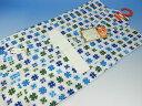 男児子ども浴衣サイズ110の仕立て上がり5−6才用リップル生地で 着心地最高日本製夏祭りは浴衣で!