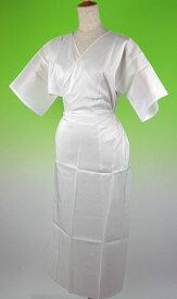 洗える 絹 スリップ 着物 和装 家で洗える 洗濯 正絹 シルク 着物用 ワンピースタイプ 和装 下着 白 M L