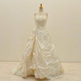 5d105b1aaa5cf  中古 リサイクルドレスウエディングドレス 9号 c1380 ドレス ウエディングドレス 発表会 ウエデイング