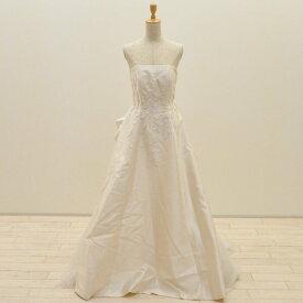 5745d08b960d4  中古 リサイクルドレスウエディングドレス 9号 c1405 ドレス ウエディングドレス 発表会 ウエデイング