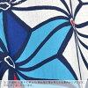 여성 유카 타 단품 「 블루 대 마 잎 」 면 욕의 プレタ 욕의이 맞게 유카 불꽃놀이, 여름 데이트 무료 블루 면 7FS-H1-17