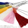 """A U pin hair ornament three points set """"all six colors of tassel bunch display it red, white, green, peach, Japanese mountain rose, sea blue"""" hair ornament coming-of-age ceremony former; take; is a hair ornament set retro long-sleeved kimono hair ornamen"""