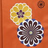 """Hakama one piece of article for the hakama one piece of article """"size that the embroidery small size of the bitter orange chrysanthemum is small"""" graduation ceremony hakama Lady's undivided hakama woman"""
