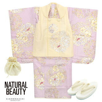 For arrival at celebration 3 years old of the 3 years old overcoat set child kimono everything in the universe for the child overcoat coat six points full set tabi present 12-18cm nostalgic kimono set 3 years old girl of the Seven-Five-Three Festival kim