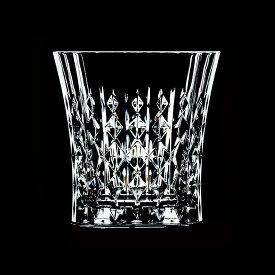 Arc International レディーダイヤモンド 300ml ロックグラス ウィスキーグラス フランス製 おしゃれ バー ブランド レストラン プレゼント 焼酎 ウイスキー ウィスキー ロック 高級 クリスタルガラス きらきら 輝く 演出 オシャレ 高級感 ウイスキー 特別な時間 AC-2822