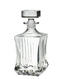 ADAGIO ウィスキーデカンタ 750ml ウイスキー ウィスキー デカンタ デキャンタ おしゃれ かっこいい 高級感 イタリア製 高級クリスタルガラス 重厚感 ホテル バー レストラン インテリア ピッチャー おすすめ 513880